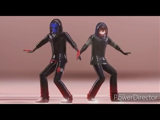 MMD creepypasta dance compilation!