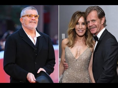 College Admissions Scandal David Mamet Defends Felicity Huffman, William H Macy