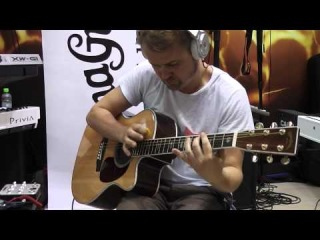 Andrey Zvonkov & Sigma Guitars part 3