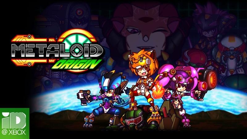 Metaloid Origin Launch Trailer