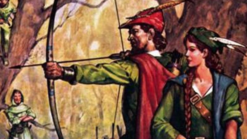 Робин Гуд Легенда о благородном разбойнике