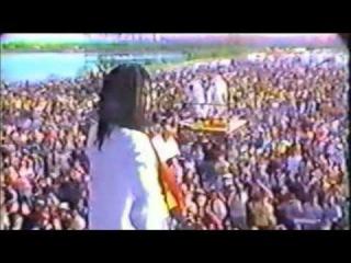 Peter Tosh - Speech about Legalization- Montego Bay,1982-11-27 Jamaican World Music Festival