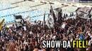 A Fiel torcida do Corinthians deu um show no Maracanã!