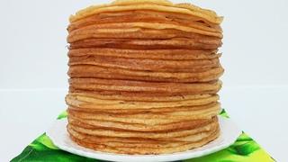 БЛИНЫ НА РЯЖЕНКЕ: Как приготовить ажурные заварные блинчики на ряженке (блинное тесто без дрожжей)