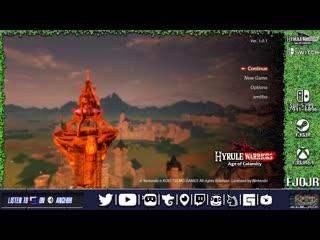 Hyrule Warriors: Age of Calamity (Saturday Spectacular) - #NintendoSwitch #Zelda #HyruleWarriors