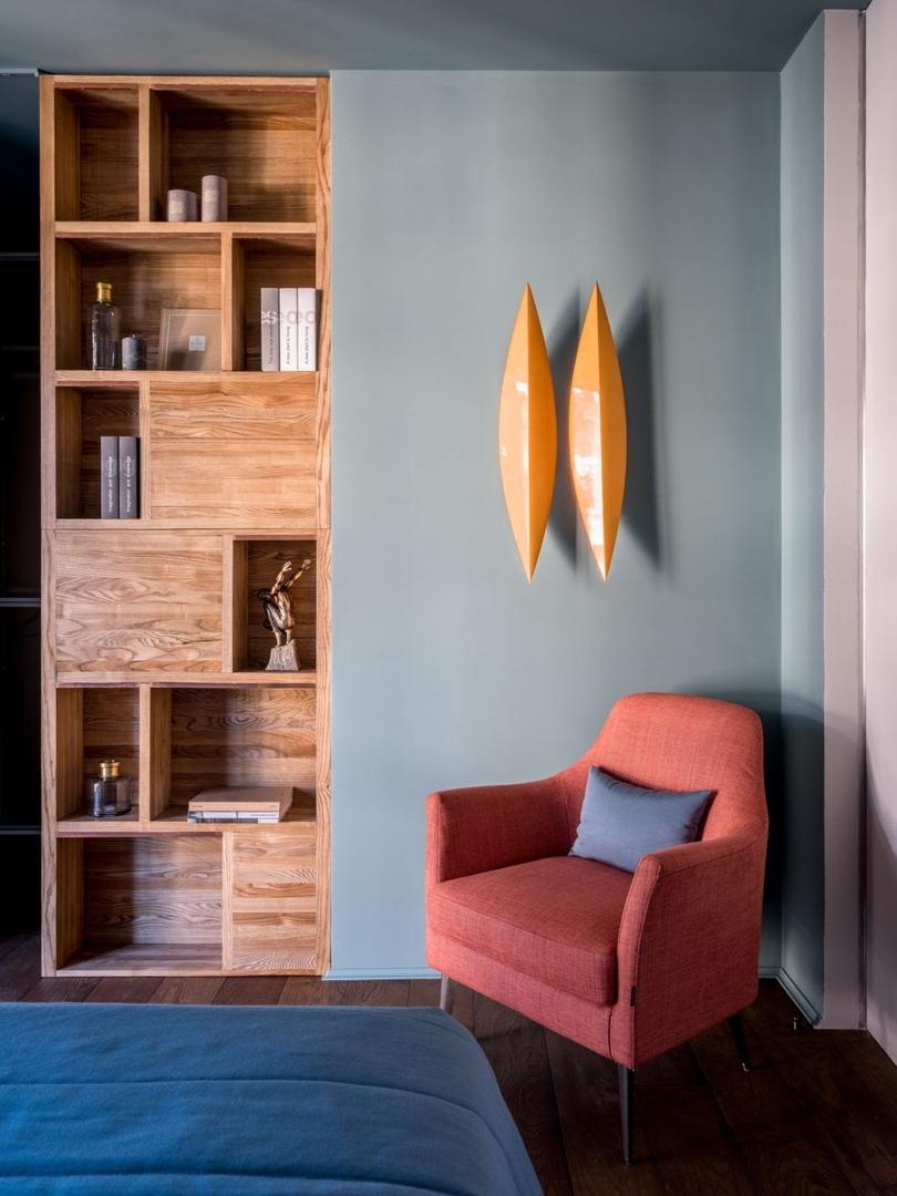 Квартира в Светлогорске, 79 м² по проекту бюро Make Interiors