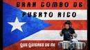 Dime que quieres/ Gran combo de Puerto Rico/Base de salsa/@Raul Moreno Percusión latina