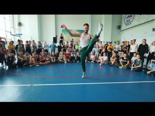 SUMMER GROOVE DANCE CAMP | NIKO REVLON | VOGUE