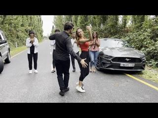 Супер Песня Чеченская Ловзар На Кавказе Лезгинка 2021 Девушки Танцуют Бомба Мощная Хит Макка ALISHKA