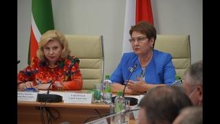 Москалькова Т.Н. и Сабурская С.Х. покрывают Закирова А.Ф., нарушителя прав ребенка и человека в РФ.
