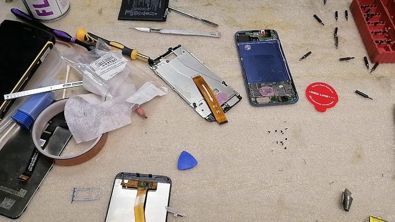 Huawei nova 2 ремонт воскрешение