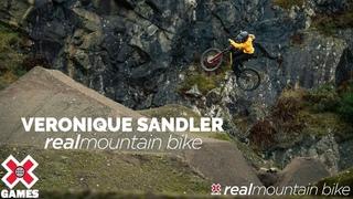 Veronique Sandler: REAL MTB 2021 | World of X Games