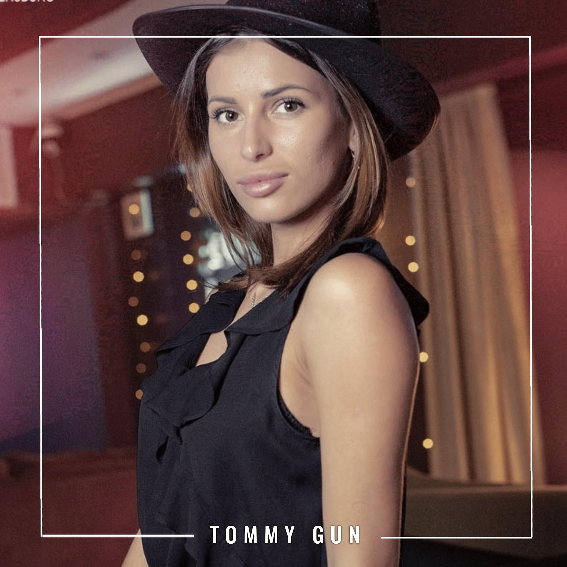 Антикафе «Tommy Gun» - Вконтакте