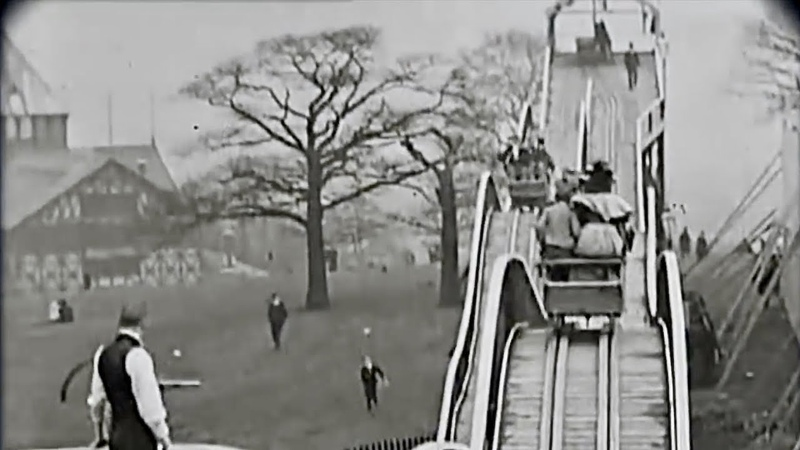 The 1890 s ~ Amazing Rare Footage of Cities Around the World
