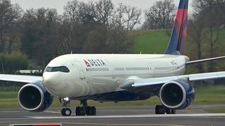 [Airbus Factory] Plane Spotting, Toulouse Blagnac TLS 🇫🇷 Heavy landing, Take off- test flight