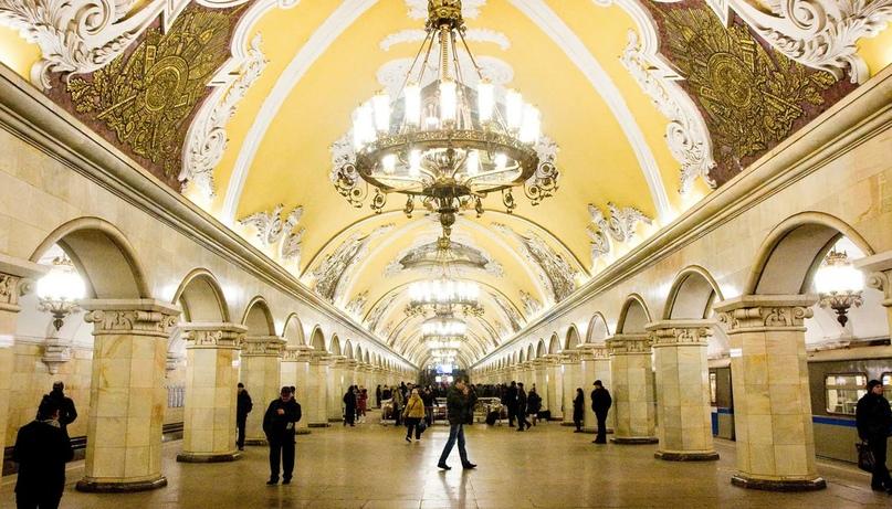 Самые загруженные станции метро в мире, изображение №3