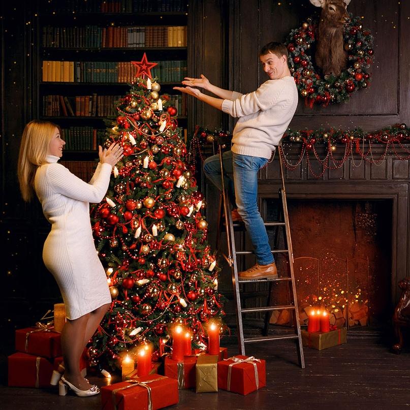Секреты удачной фотосессии на Новый Год, изображение №48