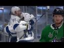 Стэмкос вернулся и сразу забил!/Stamkos came back and scored straight away! TampaBay Stamkos NHL