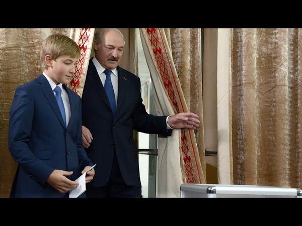 Лукашенко ушел на дно Задыхается парализовало на месте тянет за собой всю страну Не дадим