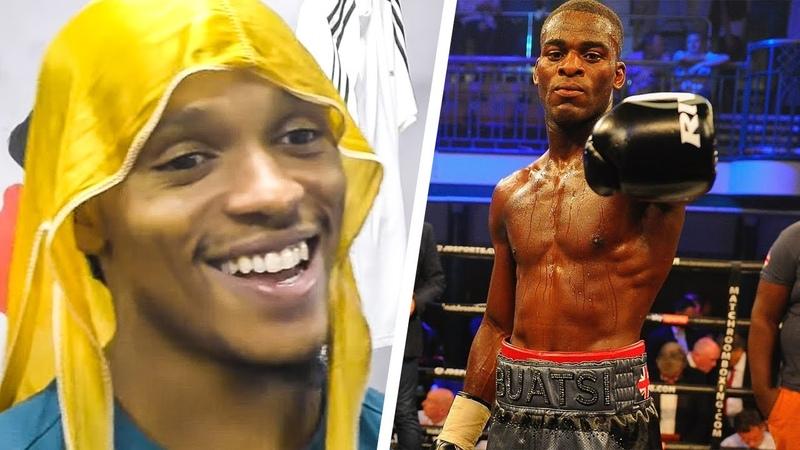 Anthony Yarde🦁 on JOSHUA BUATSI clash 'BEST BRITISH FIGHT since Anthony Joshua vs Dillian Whyte'