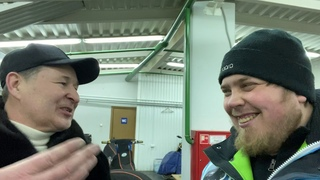 FIM world Championaship 2021. ice speedway. Alexander Balashov.