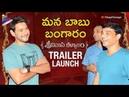 Mahesh Babu Launches Srinivasa Kalyanam Trailer | Nithiin | Raashi Khanna | Nanditha Swetha