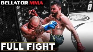 Full Fight | Patricky Pitbull vs. Roger Huerta | Bellator 205
