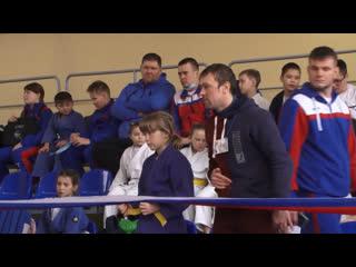 Сюжет о турнире по дзюдо памяти Льва Таикешева в Оренбурге