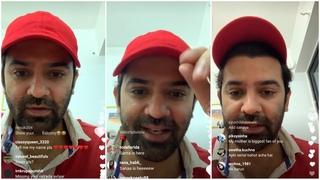 Barun sobti Instagram live chat with fans | Ipkknd 4 | Asur season 2