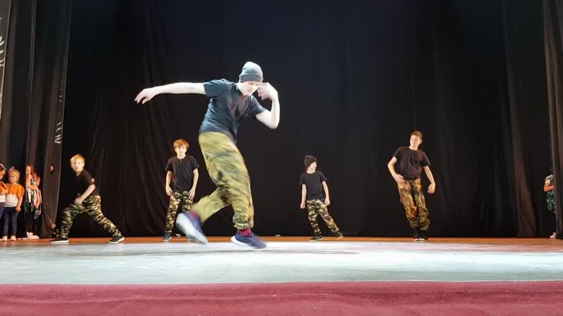 Break dance DSMG vol 23