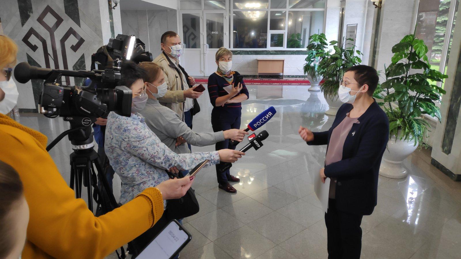 «Безопасное голосование-2020»: Ирина Татаринова рассказала о грядущем референдуме