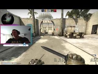 Смешные моменты со стрима #1 Funny moments stream CS GO