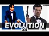 007 JAMES BOND GAMES - Evolution