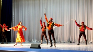 """Танец с саблями"". Арам Хачатурян."