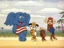 """Детские песни.""""Песенка друзей"""" ♥ Добрые советские мультфильмы ♥"""