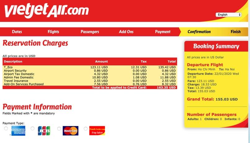 Как сайты аэрокомпаний используют UX дизайн, чтобы получить наши деньги, изображение №10