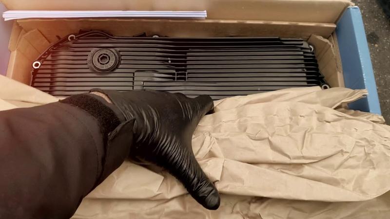 Changer lhuile dans la boîte automatique BMW X3 f25 8hp Замена масла в коробке ZF 8hp70x