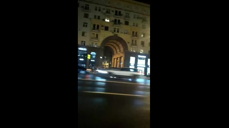 Moscow never sleeps;)