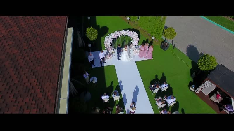 Павел и Анастасия sde ролик который был показан всем гостям на большущем экране в день свадьбы