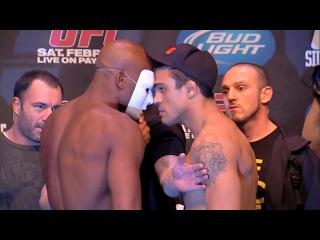 Anderson Silva vs Vitor Belfort MMA