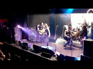 The Peacetones MiMi Mixa Zyev на Cover Party 24 11 2010 в клубе Космонавт