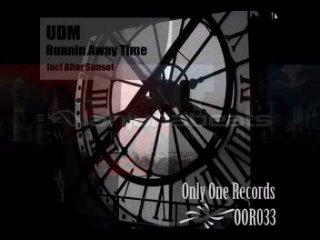 Udm runnin away time (cut from anjunabeats worldwide 189 with mark pledger)