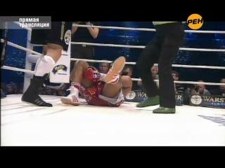 Виталий Кличко накаутировал Одланьера Солиса в первом раунде (19.03.2011)