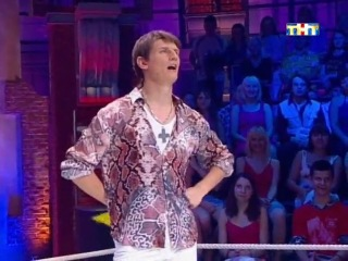 Comedy Баттл Турнир Выпуск 01