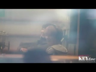 [fancam] - 110419 - minkey playing at danny's music show.flv
