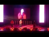 Стас Костюшкин поёт для саратовских учителей