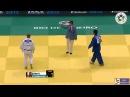 Judo 2013 World Championship Rio de Janeiro Schmitt FRA Otgonbaatar MGL 81kg bronze