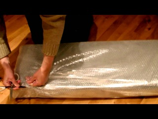 Unboxing a Caparison Dellinger (Hardcastle style!) 1080p HD