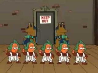 "Futurama [Season 02][Episode 04] ""Fry & the Slurm Factory"""