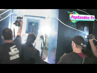 Jaden Smith & Mateo Arias arrive for Madison Pettis's 13th Birthday @ Eden in Hollywood!